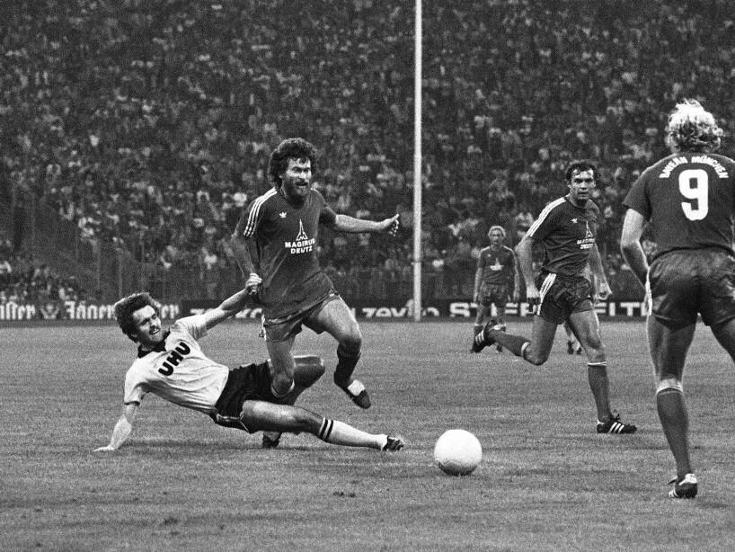 Germany Munich Bundesliga FC Bayern vs Borussia Dortmund