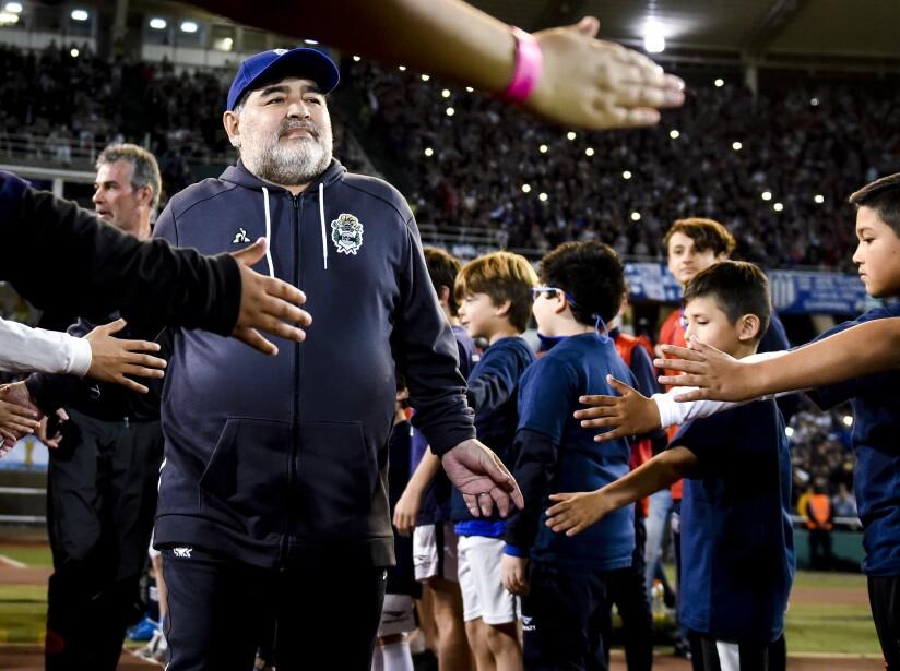 Talleres v Gimnasia y Esgrima La Plata - Superliga 2019/20