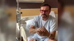 Arturo Peniche ingresó de urgencia al hospital