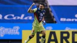 Henry Martín va de titular ante Pumas