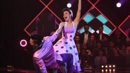 Tanya y Reyes con ganas y el alma en Bailando por un Sueño