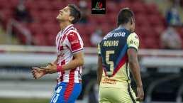 Análisis: América bailó a Chivas y Vucetich, ¿'pende de un hilo'?