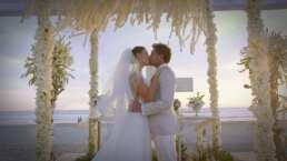 Este martes: ¡Nico y Victoria se casarán!