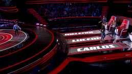 """La """"vueltecita"""" de Carlos Rivera y Roberto Xavier enloquece al público de La Voz Kids"""