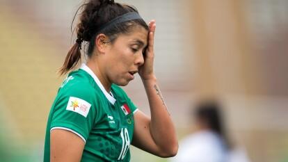 La Selección de México no tuvo éxito en su segunda presentación ante Paraguay en el torneo de fútbol femenino, por el Grupo A de los Juegos Panamericanos Lima 2019, en cotejo celebrado en el Estadio San Marcos.