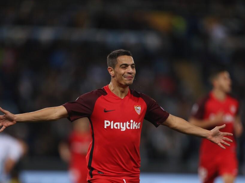 SS Lazio v Sevilla - UEFA Europa League Round of 32: First Leg