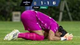 Resumen | Chivas 1-1 Querétaro, Gallos se roba puntos de visita
