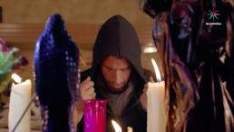 Elenco de Amar a Muerte vive experiencia paranormal