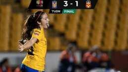 Tigres derrota a Monarcas y asalta el liderato de la Liga MX Femenil