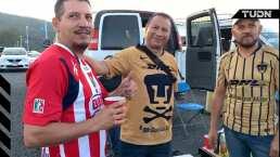 ¡Como un Clásico! Así se disfruta previo al Chivas vs Pumas