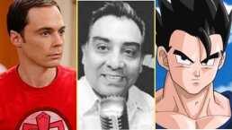 Violencia irracional: Muere en tiroteo Luis Alfonso Mendoza, voz de 'Gohan' y 'Sheldon'