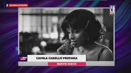 Camila Cabello prepara nuevo disco