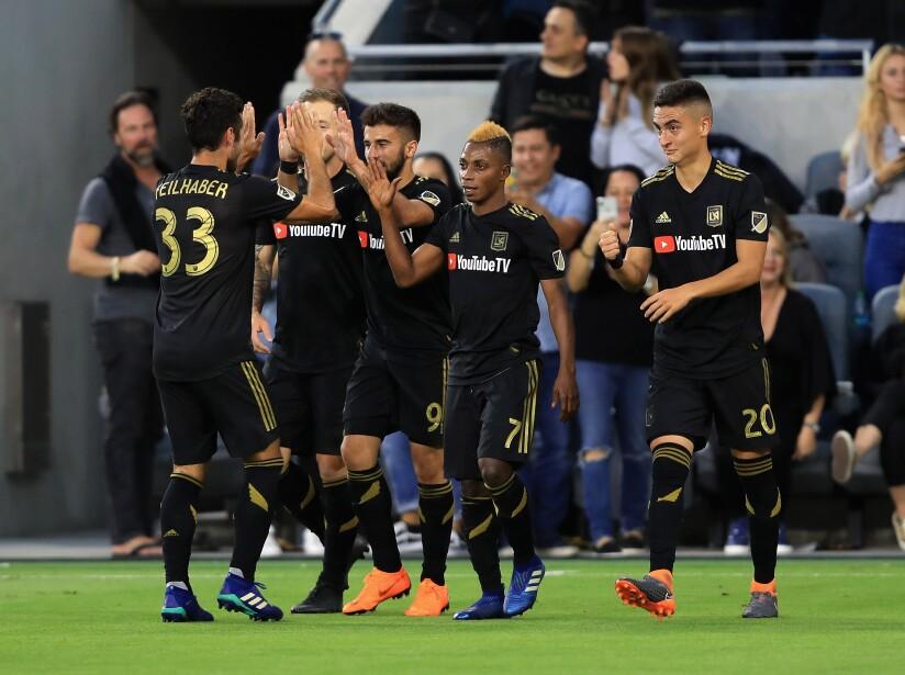 DC United v Los Angeles FC