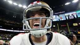 49ers propina su tercera derrota a Saints