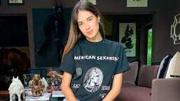 Sharon Fonseca presume su esbelta figura a un mes de dar a luz
