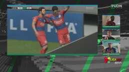 ¡Súper Chivas! El Rebaño de Fernando Beltrán supera 2-0 a los Xolos