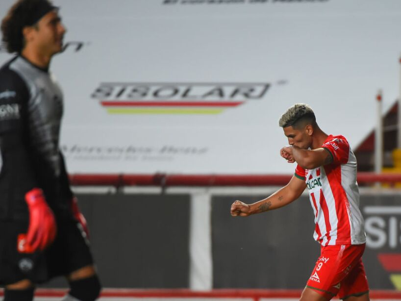 Necaxa v America - Torneo Guard1anes 2020 Liga MX