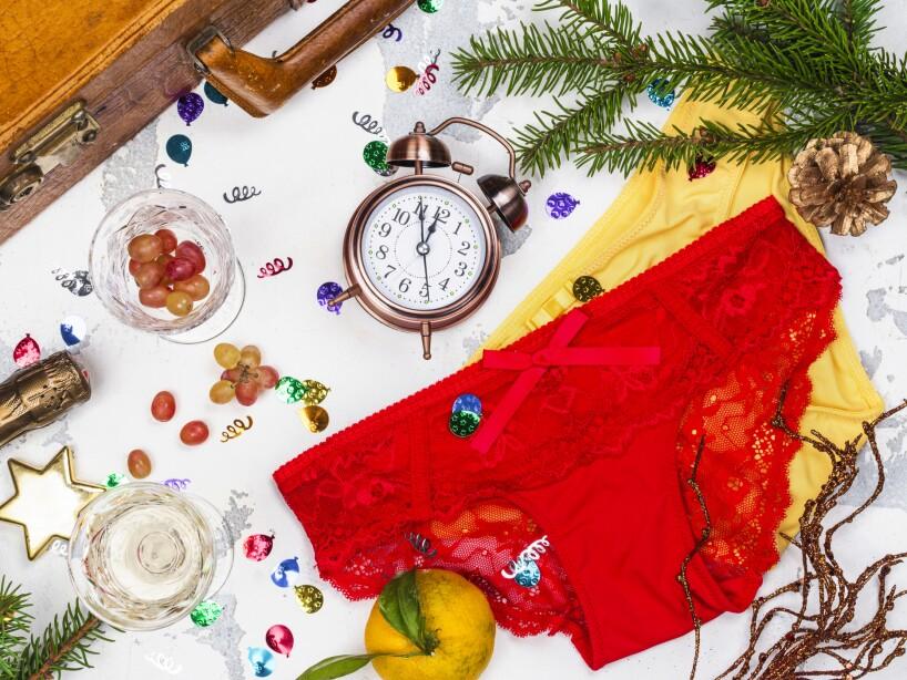 cad6f2b8c Conoce el significado de los colores en la ropa interior para Año Nuevo