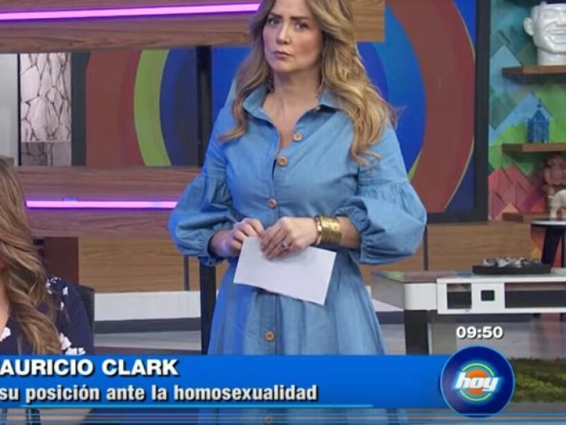 Famosos responden a homofobia de Mauricio Clark y su tweet sobre 'el mundo gay'