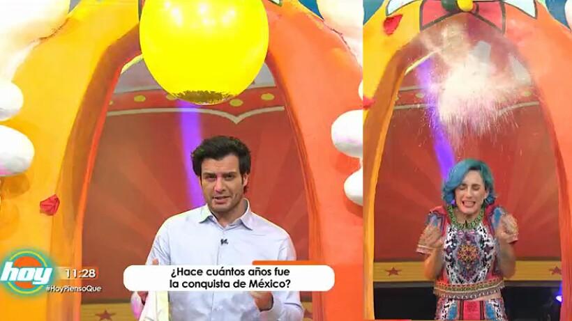 ¡Ya te cargó el payaso!, con Andrés Palacios y Kalinda Kano