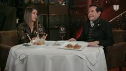 Juan Gabriel reacciona ante respuesta del público por audio inédito