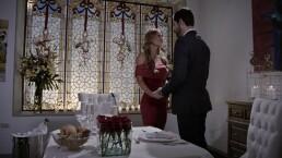 Olivia acepta casarse con Leonardo