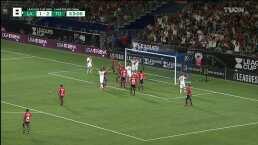 Dave Romney la clava en el fondo con un gran servicio de Efraín Álvarez y LA Galaxy empata 2-2