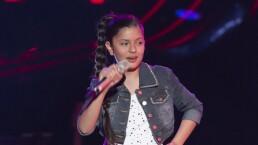 """Mariana Nájera canta """"Mírame"""""""