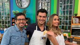 Andrés Palacios cocina 'Buñuelos' con nosotros