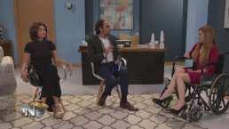 """Soraya y """"la maldita lisiada"""" van a terapia para arreglar sus problemas"""