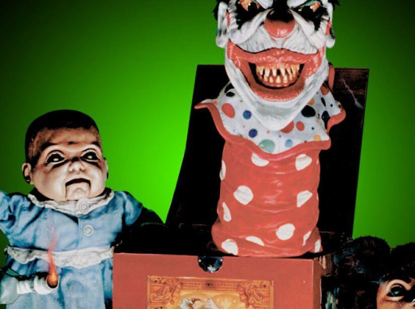 Los juguetes asesinos de Demonic Toys quieren jugar contigo, ¿te atreves?