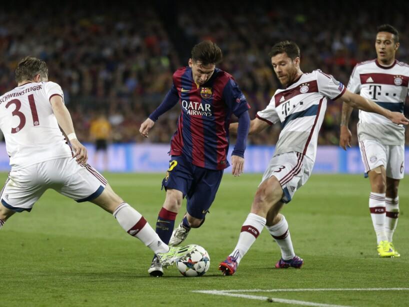 Spain Soccer Champions League