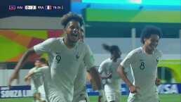 Haití 0-2 Francia – Goles y Resumen – Grupo C – Mundial Sub-17