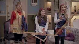 Así se convirtieron 'Gaby', 'Martina' y la 'Tía Licha' en 'La Nena' de 'Una familia de diez'