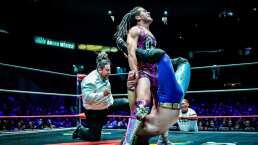 Dulce Gardenia deja sin cabellera a Kawato San en la CMLL