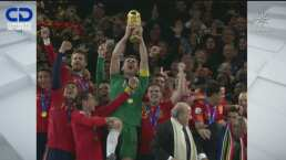¡Con la misma emoción de hace 10 años! Revive el gol del Iniesta