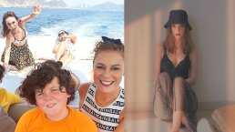 El hijo de Daniela Magun 'dejó' a Natalia Téllez por una pizza