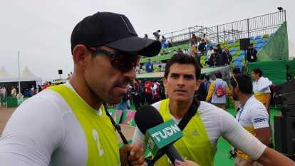México cae en tres sets ante Chile en la Final del voleibol de playa masculino en un partido que tuvo grandes emociones y oportunidades para ambas duplas.