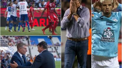 El entrenador uruguayo se dirigirá su cuarto partido ante Pachuca en Liga MX y es un equipo al cual nunca ha podido derrotar.