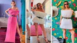 Geraldine Bazán, Camila Sodi y Claudia Álvarez se unen al #PillowChallenge en Instagram