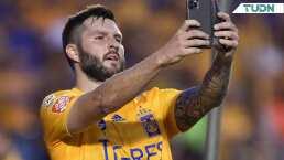 Gignac anota el segundo para Tigres con selfie incluida