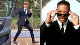 Con mucho 'flow', Luis Hernández le sigue los pasos a Will Smith en los 'Hombres de Negro'