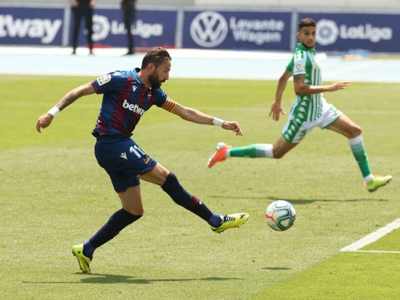 Levante UD v Real Betis Balompie - La Liga