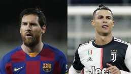 ¿Quién es mejor entre Messi y CR7? Datos, no opiniones