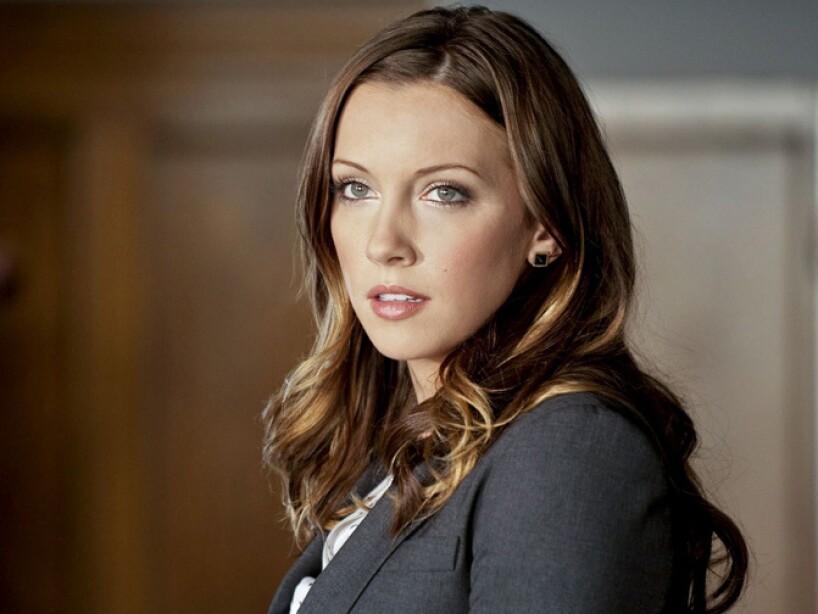 10. Katie Cassidy: Actuará en The Wolves at the Door, cinta basada en los asesinatos de Charles Manson.