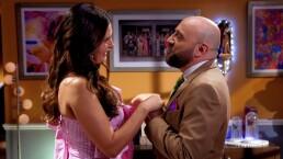 Así festejarían 'Silvita' y 'Luis' su primer mes de casados en 'Vecinos'
