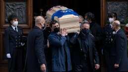 Ladrones roban casa de Paolo Rossi en pleno funeral