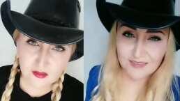 """Doble de Alicia Villarreal causa furor en TikTok por su gran parecido con la cantante: """"¿Acaso eres tú o tú o tú?"""""""