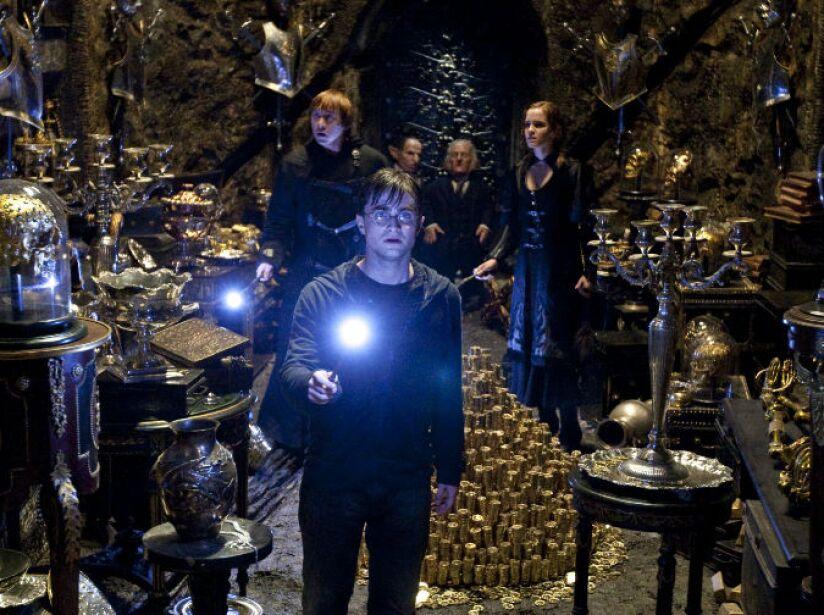 Harry Potter será llamado a realizar el sacrificio máximo a medida que se aproxima el encuentro final con Lord Voldemort.