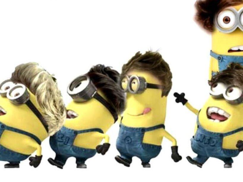 One Direction: Con todo y Zayn Malik antes de que abandonara a la popular agrupación.